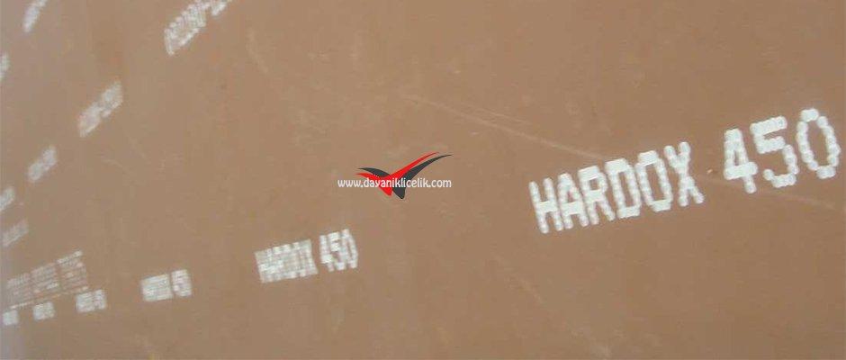Hardox 450